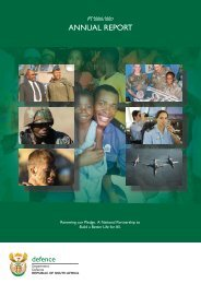 Annual Report 2006/07 - Department of Defence