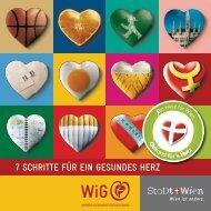 7 Schritte für ein gesundes Herz - Wiener Gesundheitsförderung