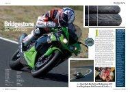 Bridgestone - Fast Bikes