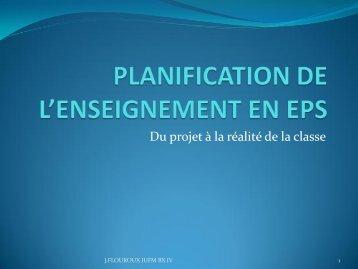 PLANIFICATION DE L'ENSEIGNEMENT - Liste des sites Web des ...