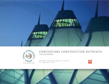 Concessions Standards - Business Center - Denver International ...