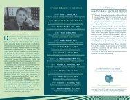 Nicholas Schiff Mind/Brain 2010 Lecture - The Swartz Foundation