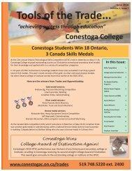 June 2010 - Conestoga College