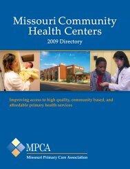 Missouri Community Health Centers - Missouri Primary Care ...