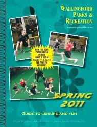 Wallingford Park and Recreation Spring 2011 Guide.pdf