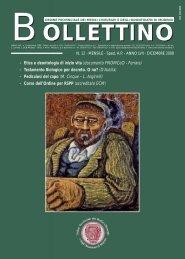 Dicembre 2008 (pdf - 907 KB) - Ordine Provinciale dei Medici ...
