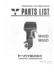 Page 1 Page 2 Page 3 5. XPLANATlON OF PARTS LIST This parts ...