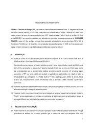 REGULAMENTO DO PASSATEMPO A Rádio e Televisão de ... - RTP
