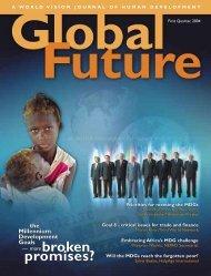 morebroken promises? - UN Millennium Project