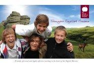 Teenager English Courses - The Devon School of English