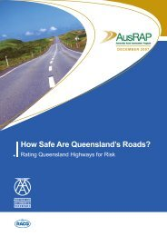 How Safe Are Queensland's Roads? - Australian Automobile ...