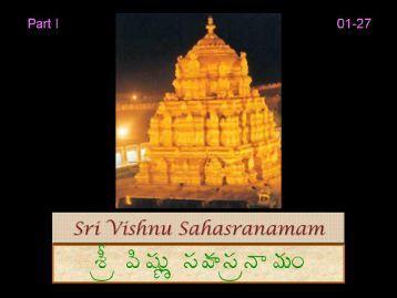 Vishnu Sahasram 2.pdf - drsarma.in