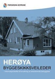HERØYA - Porsgrunn Kommune