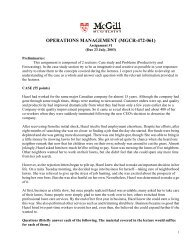 OPERATIONS MANAGEMENT (MGCR-472-061) - PageOut