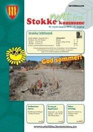 Juni/August 2010 - Stokke kommune