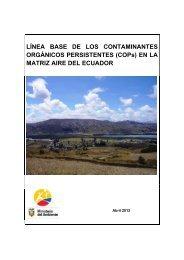 Ecuador - Centro Coordinador de Basilea | Centro Regional de ...