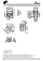 Dimensioni / Dimensions / Abmessungen ... - Pawo-Alu