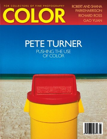 Color Magazine - Pete Turner Photography