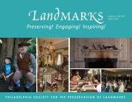 Preserving! Engaging! Inspiring! - Landmarks