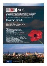 příznivý bezpečnostní profil(2) - Olomoucké Hematologické dny