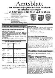 Holzheim KW 18