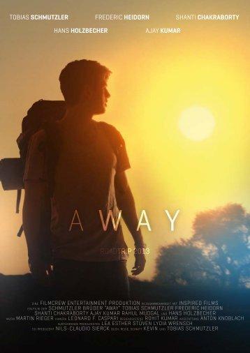 Roadtrip 2013 - AWAY - Der Film