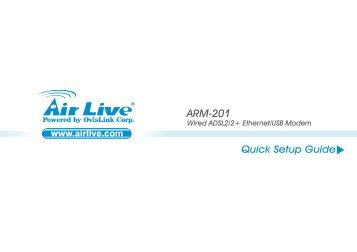 AirLive WL-2000 CAM Drivers for Windows Mac