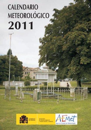 2011 - Agencia Estatal de Meteorología