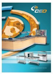 CED General Fabrication - Brochure - CESA