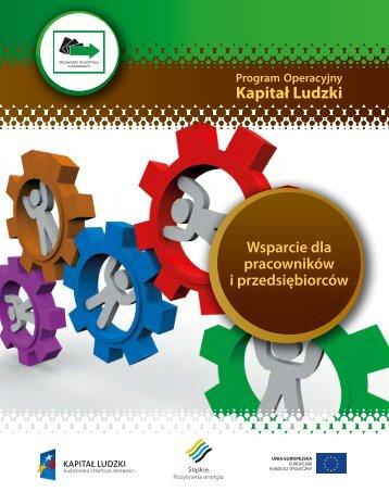 Wsparcie dla pracowników i przedsiębiorców - WUP Katowice