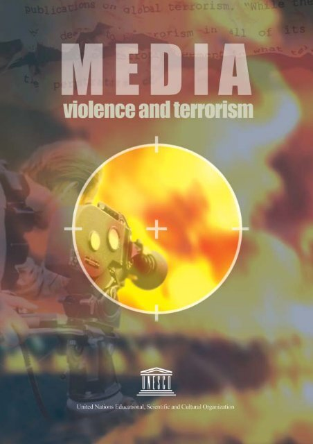 Media Violence And Terrorism Pdf Unesco