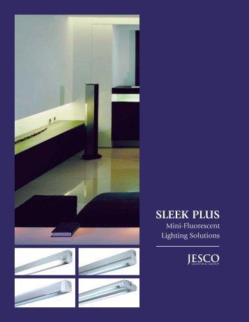 sleek plus - Jesco Lighting