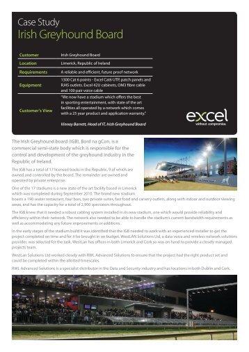Irish Greyhound Board - Excel15.4.2011 - Mayflex