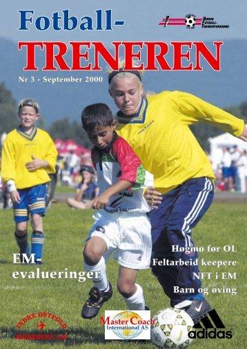 Fotball - trenerforeningen.net