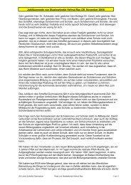 Die Rede zum Mit- oder Nachlesen gibt's hier (PDF) - Scheffel ...