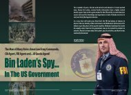 Bin Laden's Spy in the US Government - ZMAN Magazine