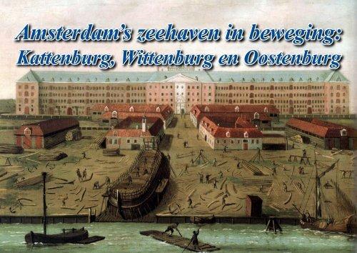 Oostelijke eilanden Kattenburg, Wittenburg en ... - theobakker.net