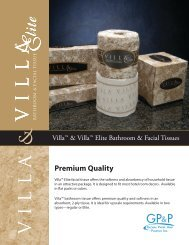 Villa Tissues GP&P.pdf - Flexo Products Ltd.