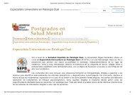 Documento informativo - Asociación Española de Patología Dual