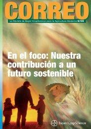 En el foco: Nuestra contribución a un futuro sostenible