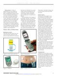 Clinicians' Guide to Diabetes Gadgets and Gizmos - Clinical Diabetes - Page 4