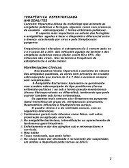 T.R. de Amigdalites