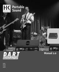 D-1147_Dart Manual 2.0 - SDS Music Factory AG