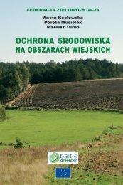 Ochrona środowiska na obszarach wiejskich - Baltic Green Belt