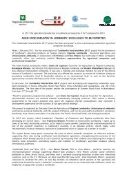 Press Release - Fiera Milano