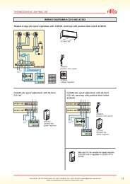 THERMOZONE AC 300/ WAC 300 WIRING DIAGRAMS AC301 AND ...
