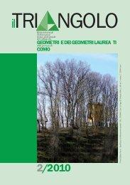 numero 2/2010 - Collegio dei Geometri della Provincia di Parma