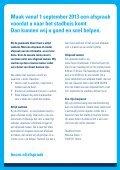 Waarom wachten? - Gemeente Hoorn - Page 2