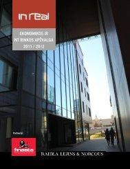 EKONOMIKOS IR NT RINKOS APŽVALGA 2011 / 2012 - LNTPA