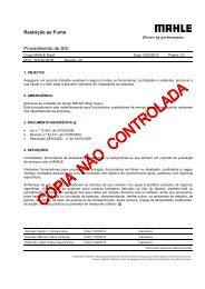 SGI 40.06.06-03 Restrição ao Fumo - mahle.com